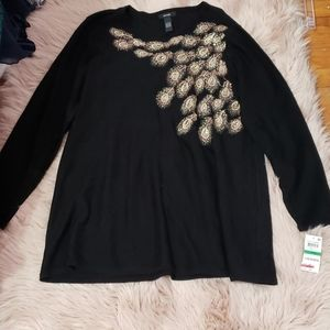 NWT Tunic sweater